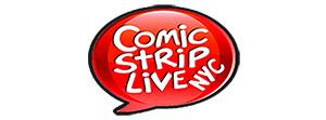 Comic Strip Logo